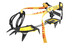 Grivel G10 Wide NC Crampons & Spikes gul/sort